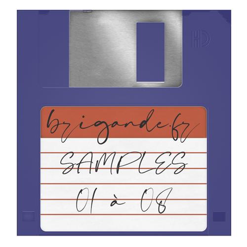 Packs de Samples 01 à 08