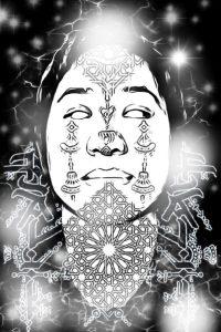 Wairua - Portrait Tewai